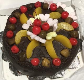 あんこのケーキ 秋ver.